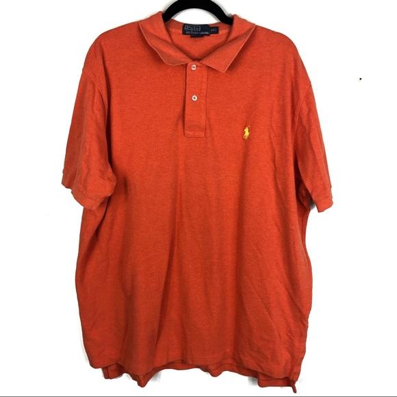 Ralph Lauren Other - Bright orange Ralph Lauren polo Q26